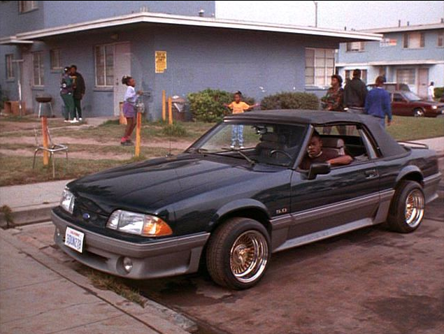 Tyrin Turner is Auctioning Off The Mustang 5.0 Featured In 'Menace II Society'