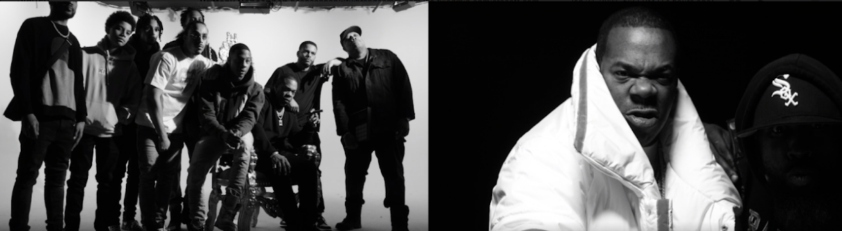 "Busta Rhymes, M.O.P. and CJ Reveal New Visual for ""Czar (Remix)"""