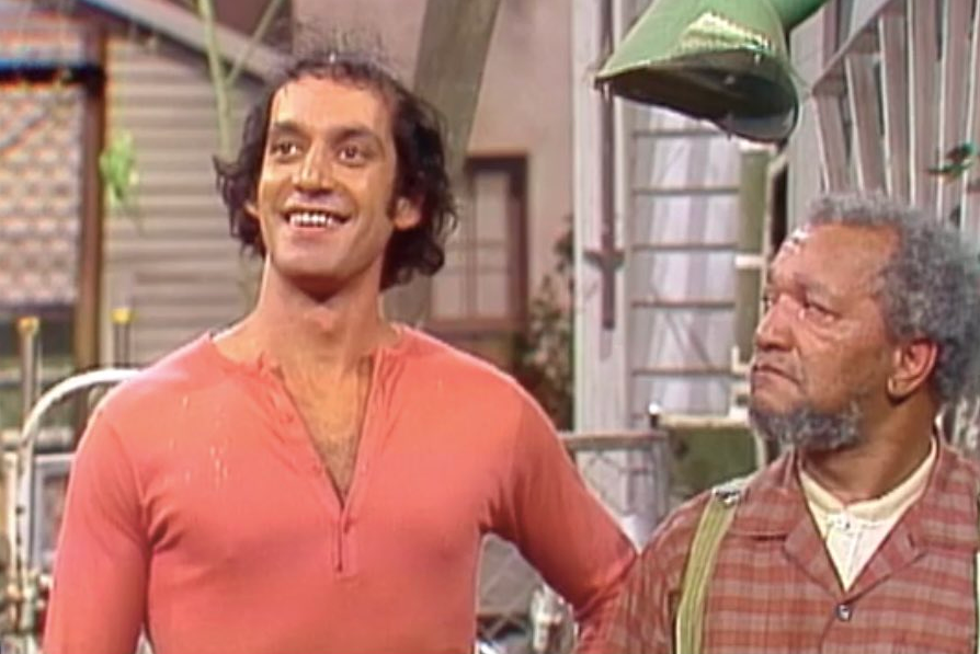 """Julio"" From 'Sanford And Son' Gregory Sierra Dead At 83"