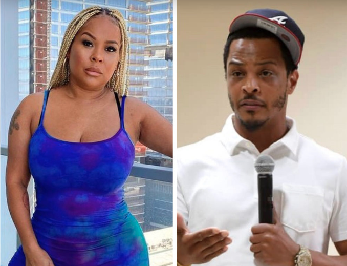 [WATCH] T.I. Accused Of Holding Gun To Tiny's Friend's Head
