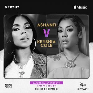 ashanti x keyshia cole updated