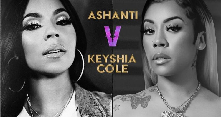 'New and Final' Date Announced For Ashanti and Keyshia Cole Verzuz