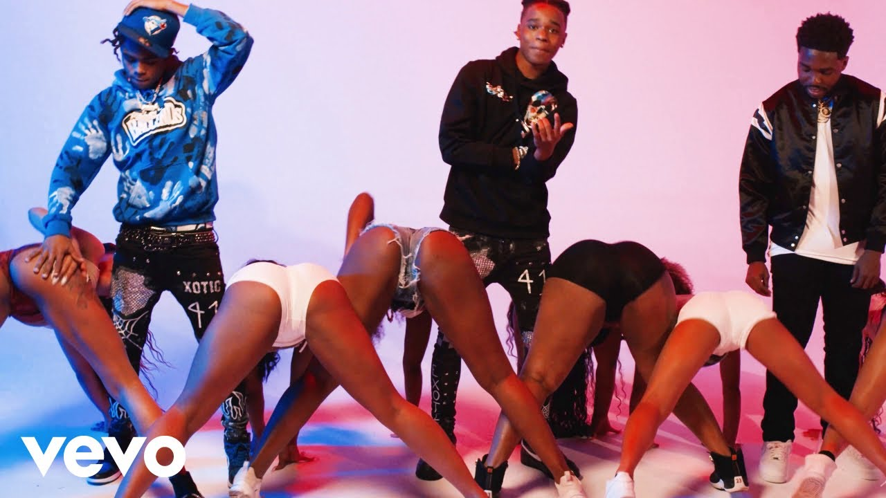 "Loui Shares Lil Jay & DJ Chose-Featured ""Talk N Bout"" Visual"