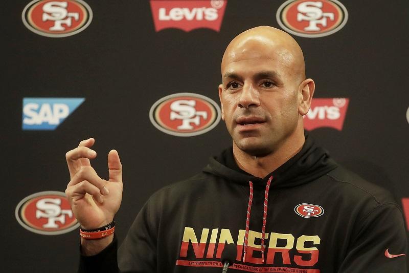 SOURCE SPORTS: Jets Hire Robert Saleh Making Him The NFL's First Muslim Head Coach