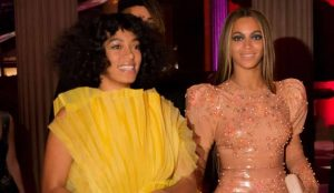 Beyonce Solange Provides Support for Texas Winter Storm Relief
