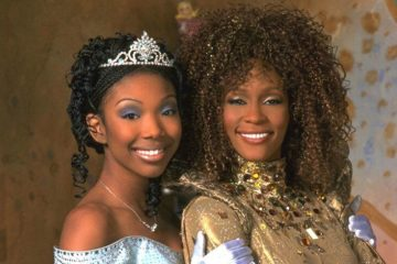 Brandy Emotionally Shares How Whitney Houston Changed Her Life Forever While Filming Cinderella