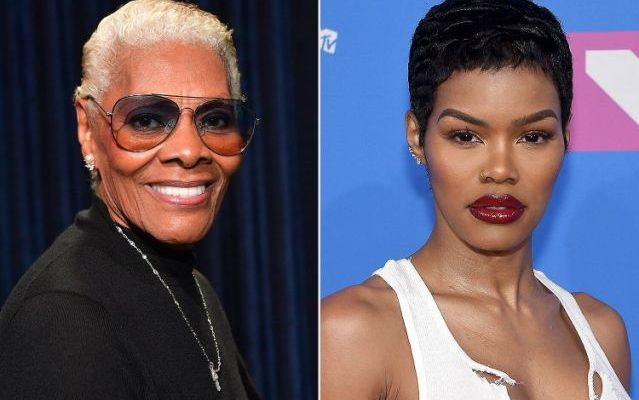 Dionne Warwick Confirms Her Biopic Starring Teyana Taylor Is In The Works