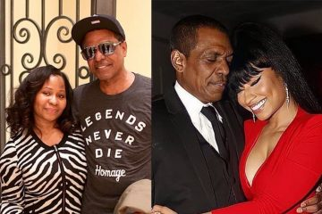 Driver Arrested in Fatal Hit and Run of Nicki Minajs Father