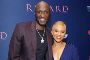 Lamar Odom Blasts 'Decrepit Reptilian Ex Sabrina Parr For Allegedly Sleeping With Tristan Thompson