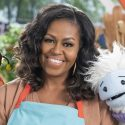 Michelle Obama Announces Netflix Childrens Cooking Show Waffles Mochi