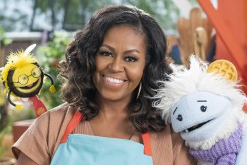 Michelle Obama Announces Netflix Childrens Cooking Show Waffles Mochi