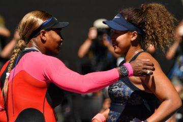 Naomi Osaka Advances To Australian Open Finals After Defeating Serena Williams