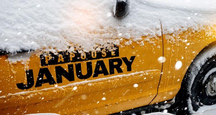 Papoose January Digital Artwork
