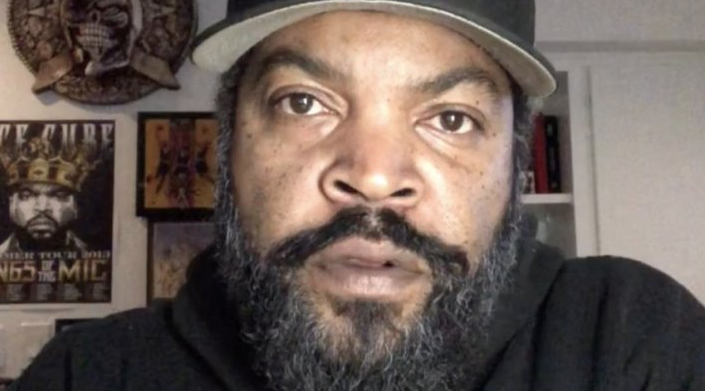 "Ice Cube To Meet With President Biden To Discuss ""Contract With Black America"""
