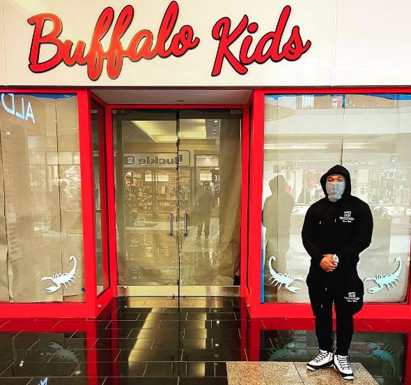 Westside Gunn Set To Open Buffalo Kids Art Gallery