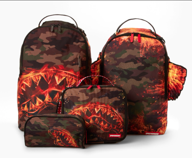 Sprayground Drops Collaborative 4-Piece Collection With Lil TJay