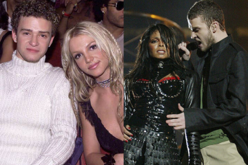 Justin Timberlake Issues Apology to Janet Jackson and Britney Spears