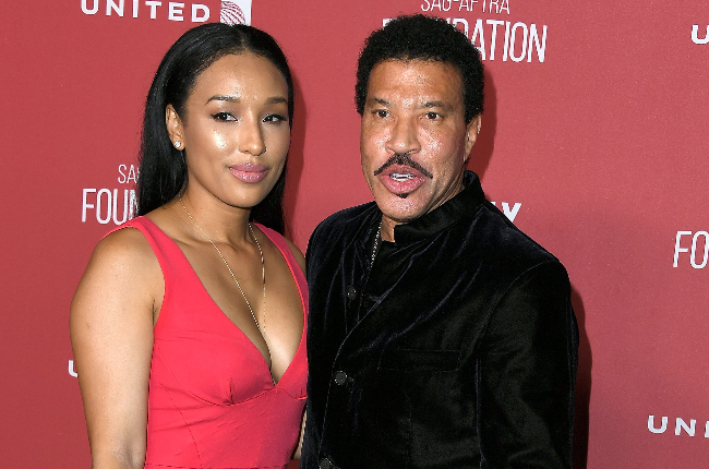 The Internet Has a Problem With the Age Gap In Lionel Richie's Relationship