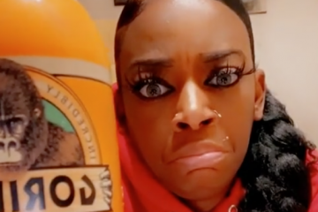 Tessica 'Gorilla Glue Girl' Brown is Set To Launch Hair Care Line