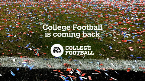 EA Sports Bringing Back College Football Video Games