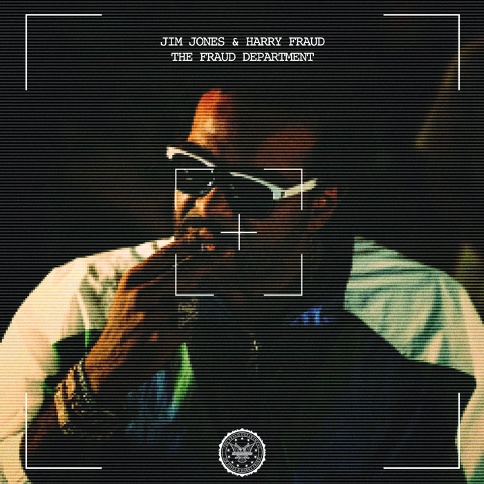Jim Jones and Harry Fraud Link for 'The Fraud Department'