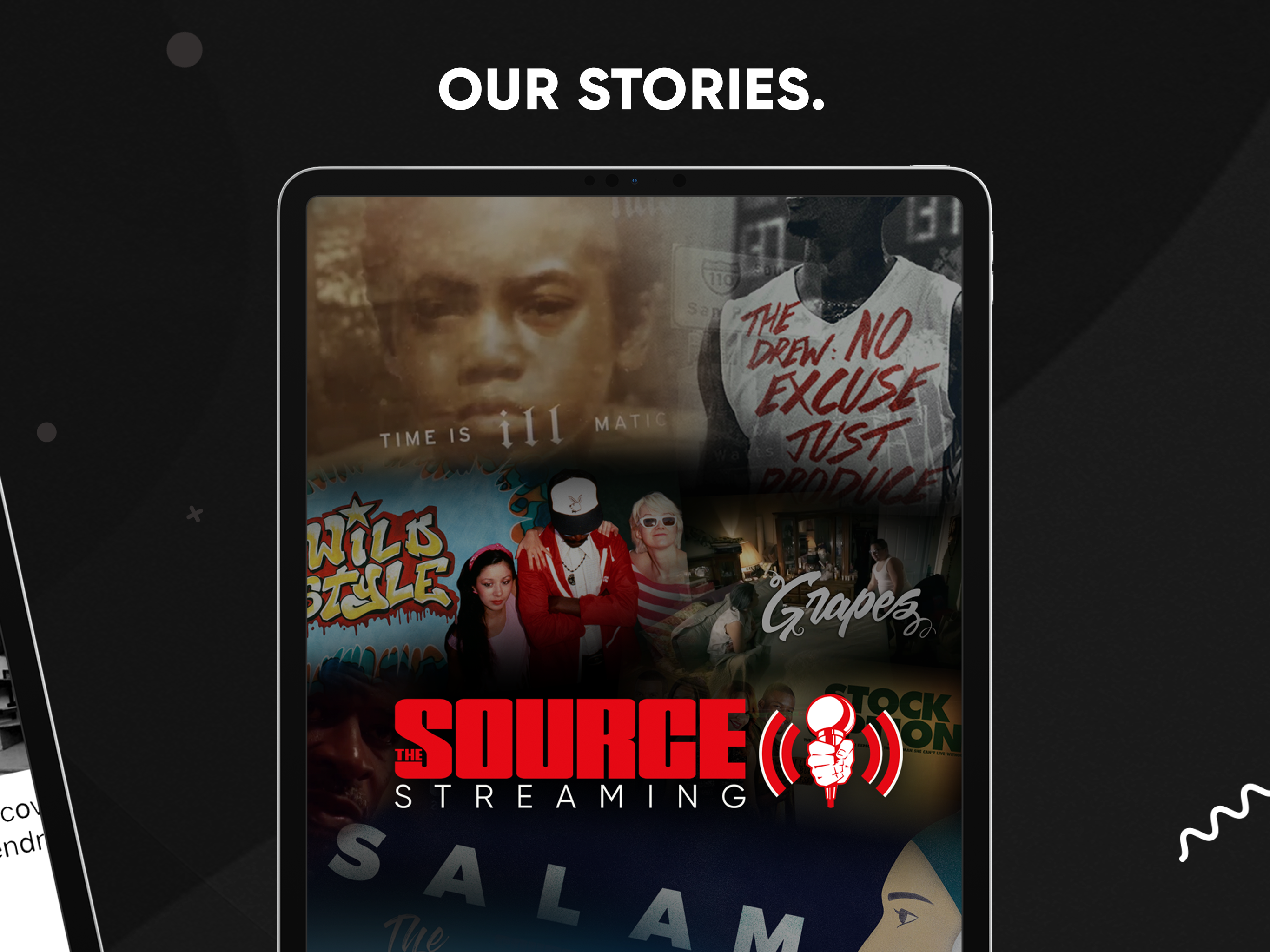 L. Londell McMillan and The Source Introduce Beta Version of 'The Source Streaming' in AdWeek Exclusive