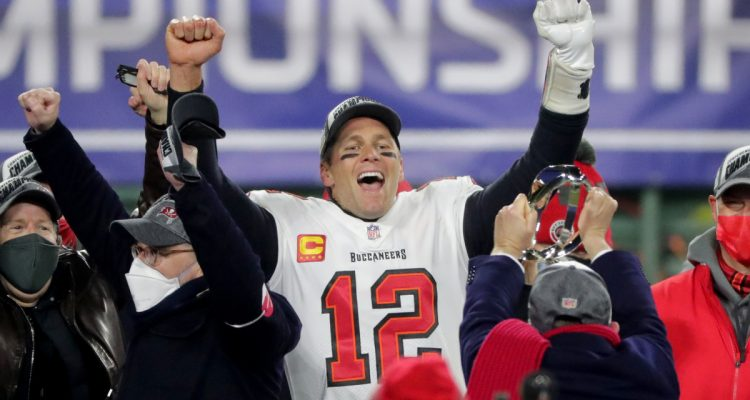 Tom Brady Says He Will Continue Playing to Age 45
