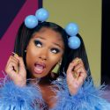 "Megan Thee Stallion and DaBaby Link for ""Cry Baby"" Video"