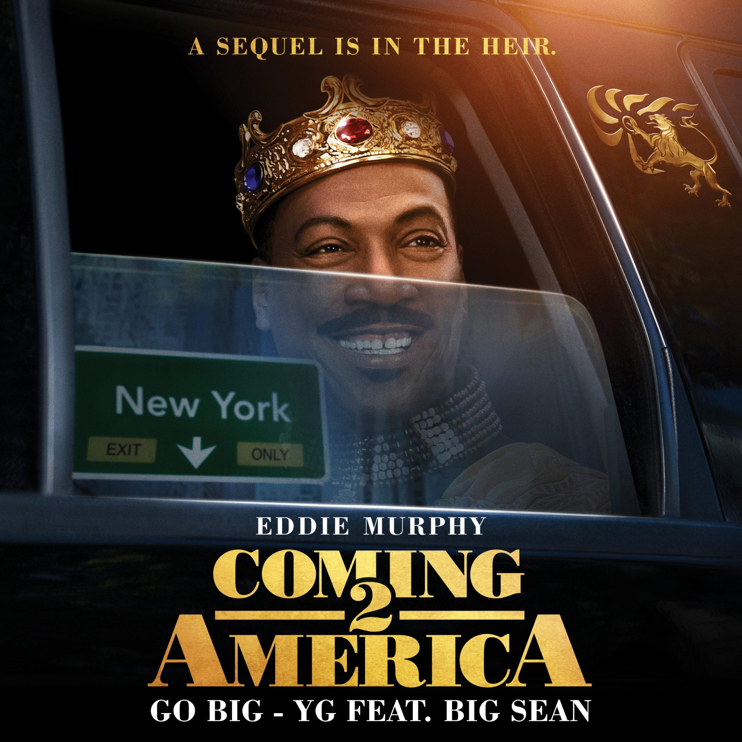 "Big Sean and YG Link for ""Go Big"" from 'Coming 2 America' Soundtrack"