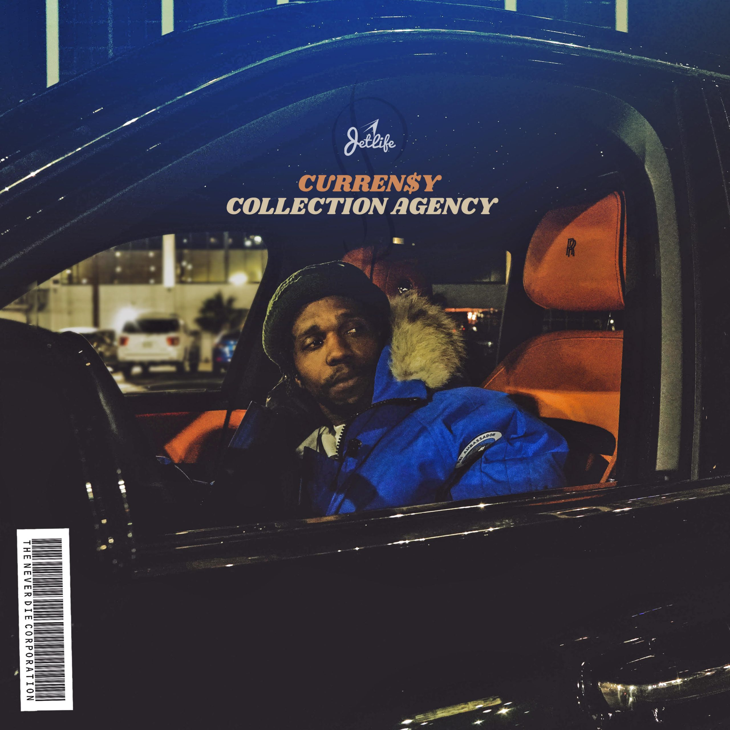 Curren$y Releases New Project 'Collection Agency'