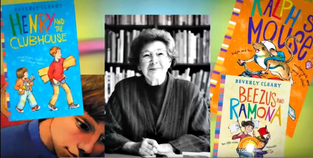 Women's History Month: Renowned Author Beverly Cleary Passes At 104