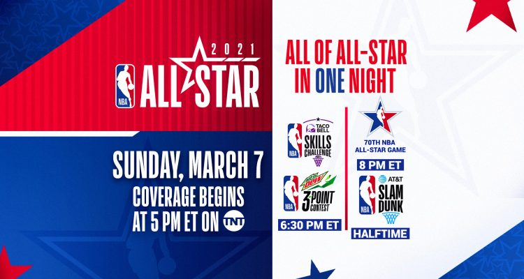 2021 All Star Weekend Events Promo 1