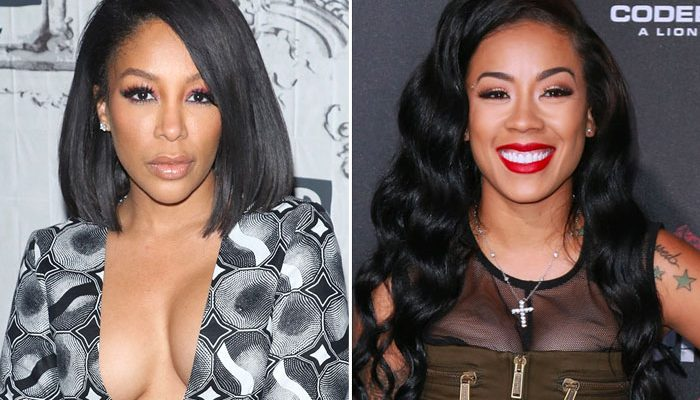 K. Michelle Keyshia Cole Squash Beef With EP Collab