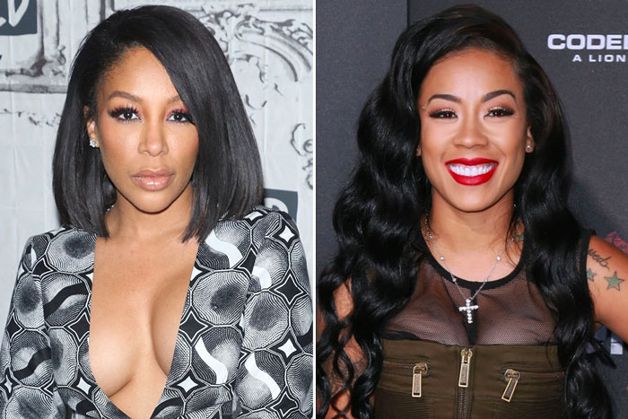 K. Michelle & Keyshia Cole Squash Beef, Tease EP Collab
