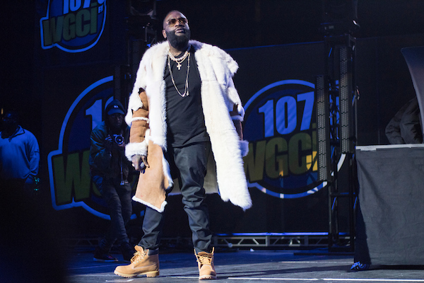Rick Ross Reflects on Hanging With DMX