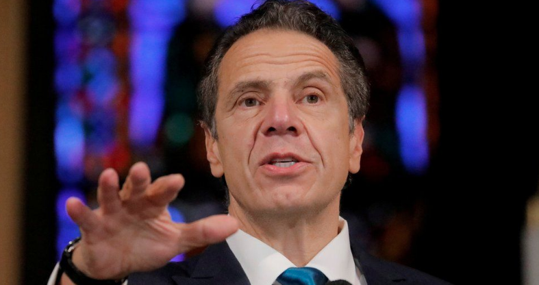 NY Gov. Cuomo Accused of Sexual Harassment By Another Former Aide