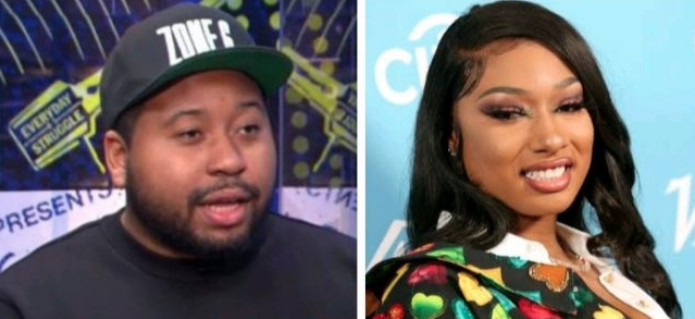 [WATCH] Akademiks Calls Megan Thee Stallion 'Overrated', Says Can't Compare To Nicki Minaj