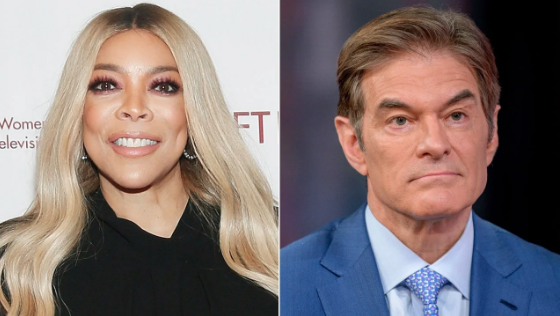 [WATCH] Wendy Williams Tells Dr. Oz She Will Never Get COVID-19 Vaccine