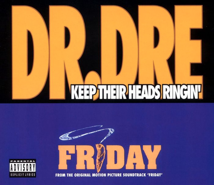 "Today In Hip Hop History: Dr. Dre Drops ""Keep Their Heads Ringin'"" From The 'Friday' Soundtrack 26 Years Ago"