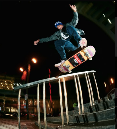 adidas Skateboarding Welcomes Kris Brown To Its Global Team, Rocks The New Forum 84 ADV