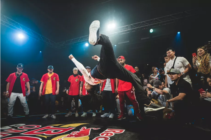 Poland Hosts 2021 Breaking World Finals By Red Bull BC One