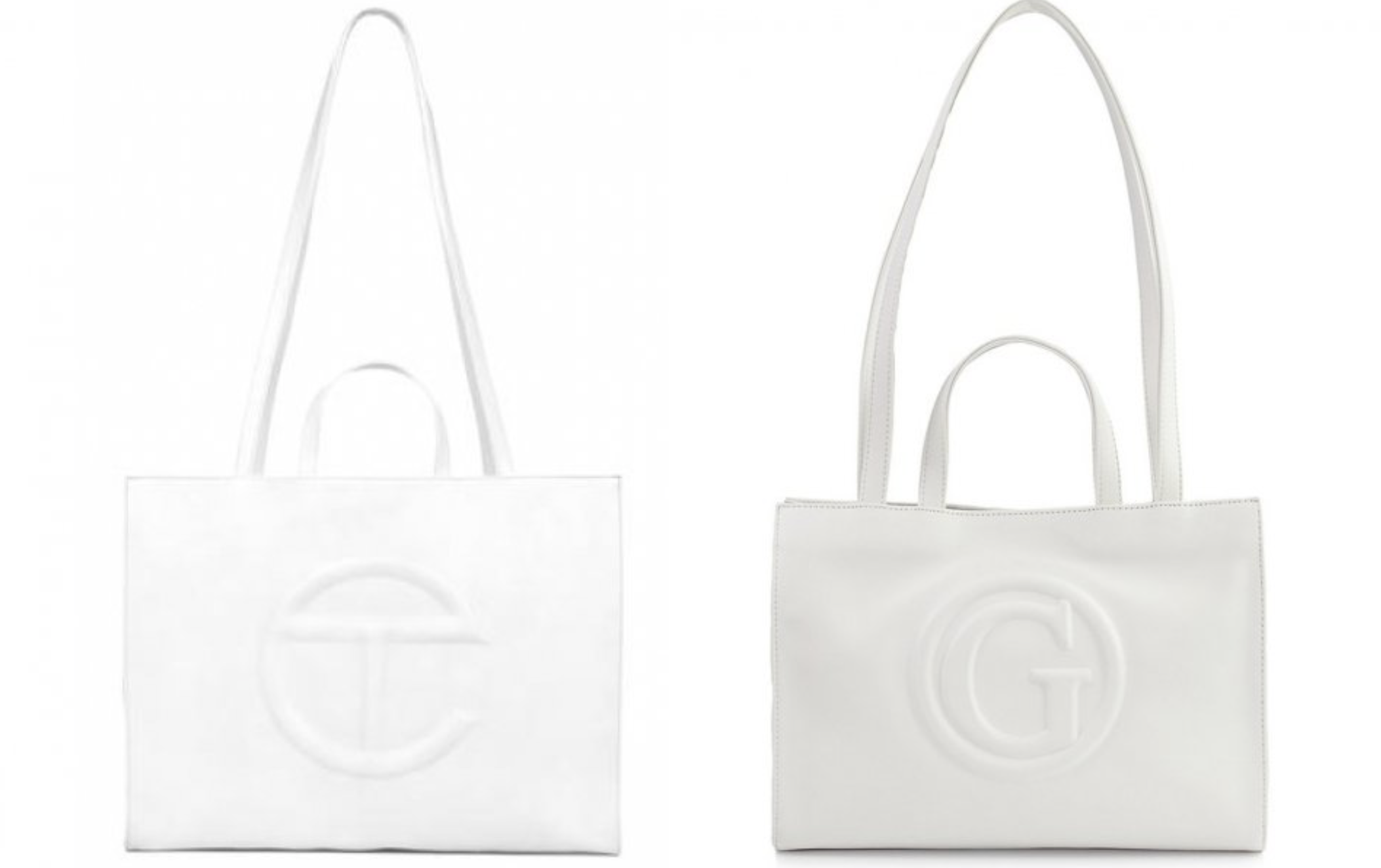 GUESS Halts Sales of Their Latest Handbag that Dangerously Draws Similarities to Black-Owned Telfar Global designs