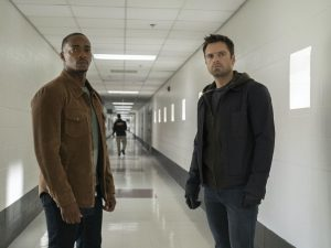 'The Falcon And The Winter Soldier' Stars Anthony Mackie And Sebastian Stan Are Getting Their Moment In Their New Disney+ Series'
