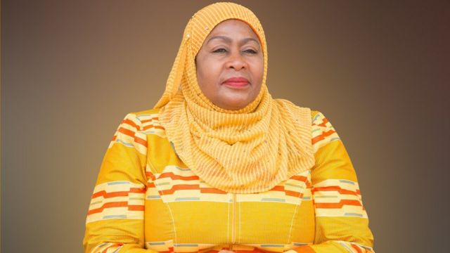 Women's History Month: Samia Suluhu Hassan Sworn In As First Female President Of Tanzania