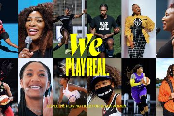 "Nike Celebrates Black Women in New Film ""We Play Real"""