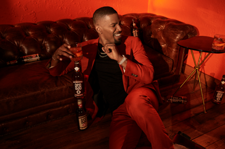 Jamie Foxx Announced as Owner of Flavored Whiskey Brand