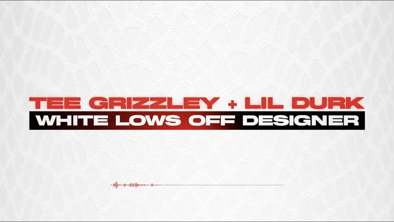 """Tee Grizzley & Lil Durk Link Up For """"White Lows Off Designer"""""""