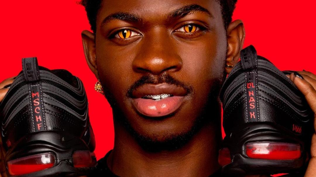 [WATCH] Influencer Unboxes Lil Nas X's Satan Shoe 'Energy Made Me Trash Them'
