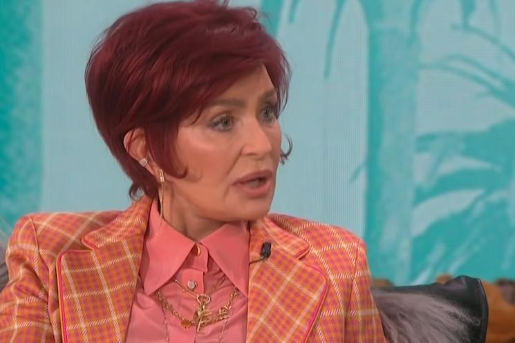 Sharon Osbourne Won't Be Returning to 'The Talk'