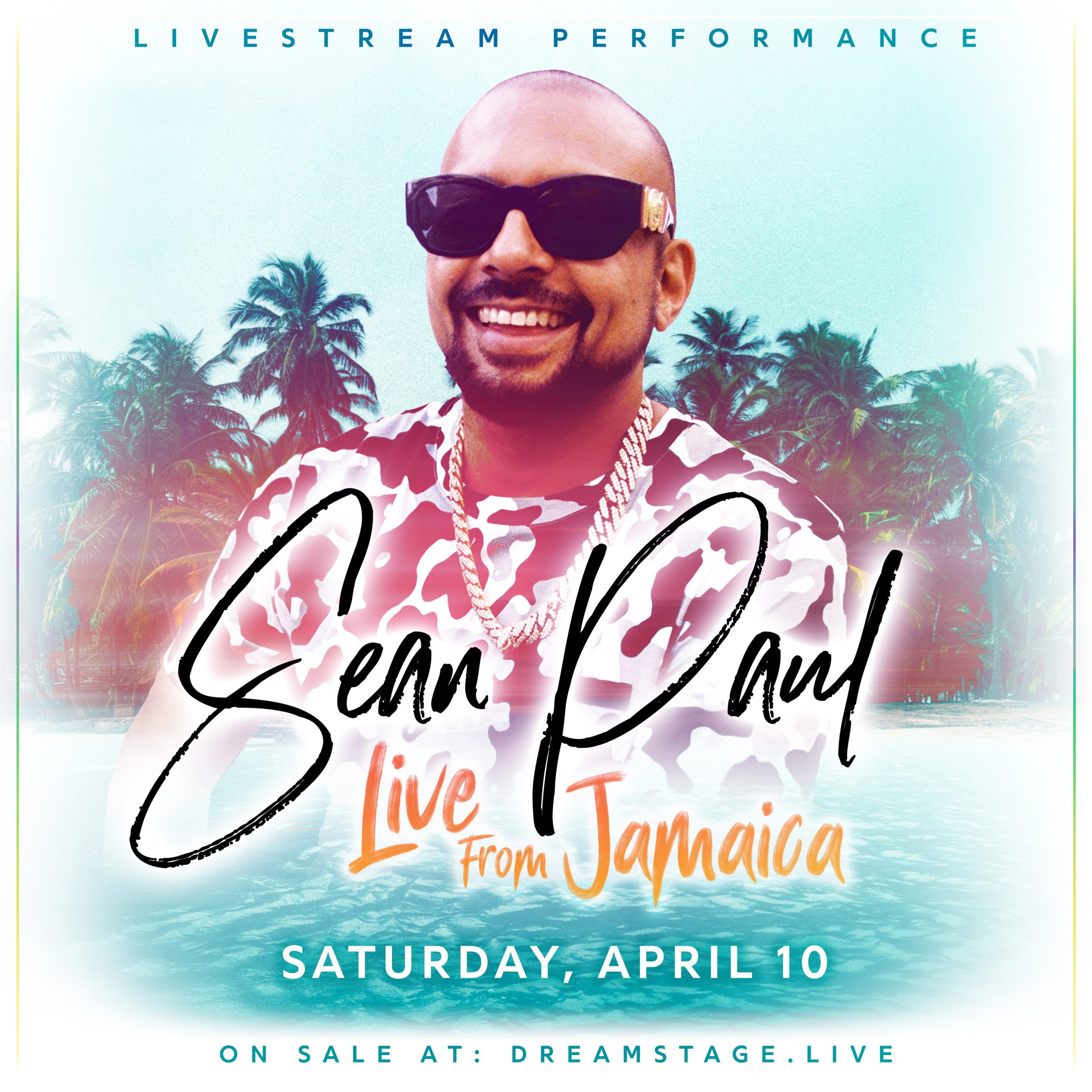 Sean Paul Brings Live Beach Concert From Jamaica To Virtual Venue Dreamstage